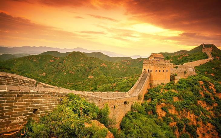 تاریخچه ساخت دیوارها، از بین النهرین تا بریتانیای کبیر