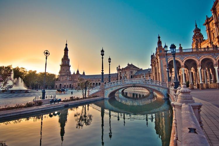 راهنمای سفر به سویا - اسپانیا Spain