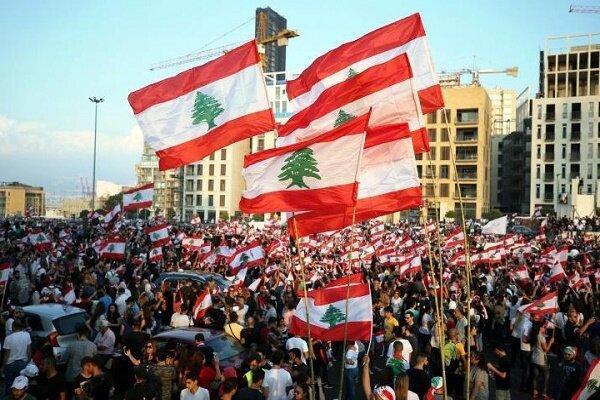 لبنانی ها باز هم تظاهرات کردند