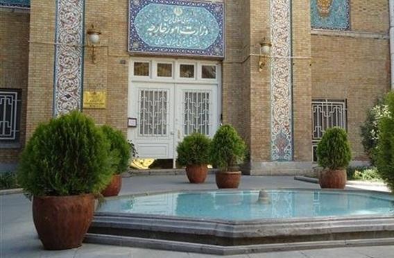 وزارت خارجه ایران: صدای معترضان در آمریکا باید شنیده گردد