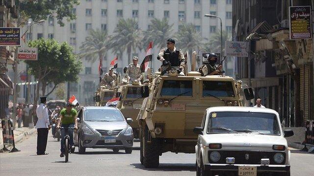 تمدید 3 ماهه شرایط فوق العاده در مصر