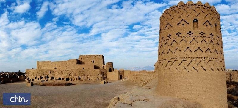 فاز دوم سامان دهی حصار نارین قلعه میبد شروع می گردد
