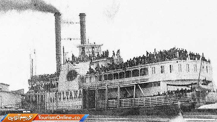 کشتی فراموش شده با قربانیانی بیشتر از تایتانیک، تصاویر