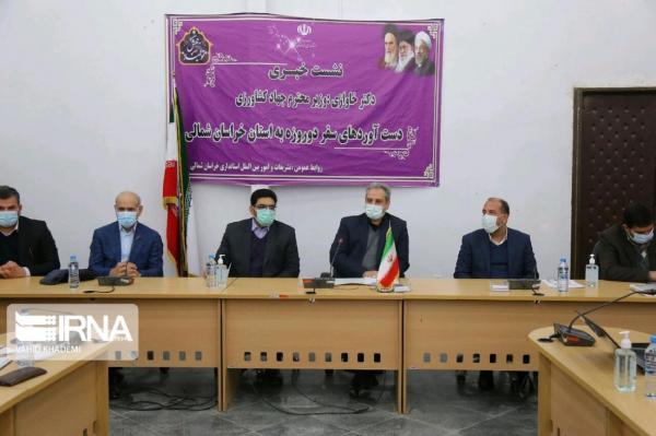 خبرنگاران 35 هزار میلیارد ریال تسهیلات برای کشاورزی خراسان شمالی مصوب شد