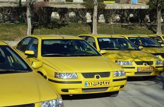 معاینه فنی تاکسی های پایتخت تا خاتمه دهه فجر رایگان است